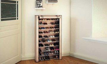 Razco – ארון נעליים מודולרי ל-50 זוגות