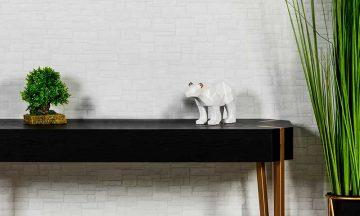 פסלונים דקורטיביים במגוון דגמים שני צבעים לבחירה