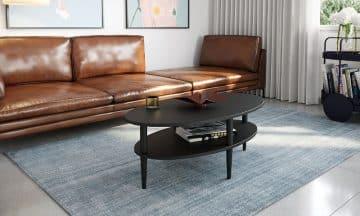 שולחן סלון מודרני דגם אורגון במבחר צבעים לבחירה
