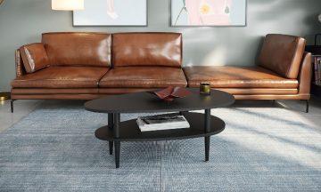 שולחן סלון מודרני דגם יוטה במבחר צבעים לבחירה