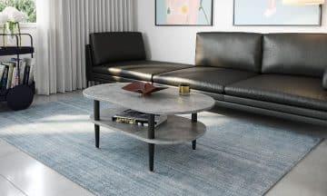 שולחן סלון מודרני דגם מרילנד במבחר צבעים לבחירה