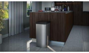פח אשפה אוטומטי מעוצב RAZCO  דגם professional בשני צבעים לבחירה