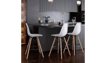 כיסא בר מודרני מעוצב דגם ממפיס